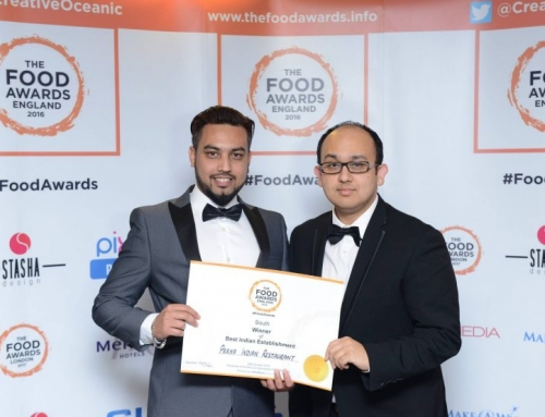 2016 Awards Success for Prana Indian Restaurant