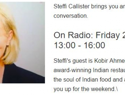 Prana Director; Kobir Ahmed will be a guest on Cambridge 105
