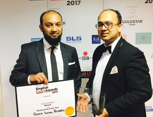Cambridge Indian Restaurant 'Prana' Crowned Restaurant of the Year In Prestigious National Awards